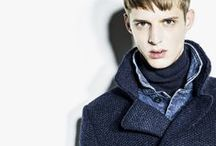 Blue moon / Man Collection AW14 / by sisley