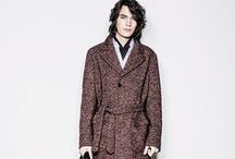 British Burgundy / Man Collection AW14 / by sisley