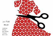 Sewing Patterns and Ideas... / by ♛carol jensen