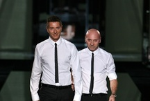 Dolce and Gabbana / by ICONIC- STYLE