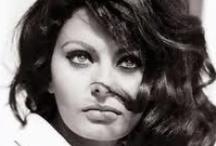 Sophia Loren / by ICONIC- STYLE