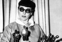 Edith Head / Costume Designer / by ICONIC- STYLE