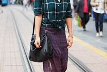 Street Style / Street Style from around the world. / by Breahanna Beals