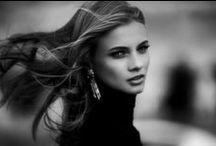 Models / Models of the likes of... Yulia Lobova, Madison Leyes, Anna Selezneva, Vlada Roslyakova, Lily Cole, Caroline Winberg, Raica Oliveira, Rachel Hunter, and many more. / by Breahanna Beals
