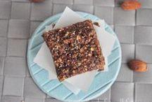 Snacks: Protein and Energy Bars / by Kathleen Ellis