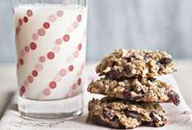 Breakfast: Cookies / by Kathleen Ellis
