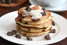 Breakfast: Pancakes / by Kathleen Ellis