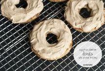 Breakfast: Donuts / by Kathleen Ellis
