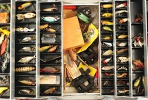 Tackle and Gear / by Crestliner Boats