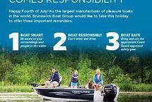 Staying Safe / by Crestliner Boats