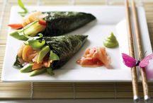 Temaki Sushi / by Gunsu Kinik