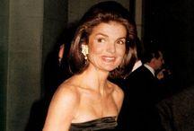 Jacqueline Kennedy Onassis / by Gunsu Kinik