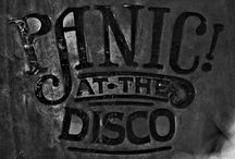 Panic! At the Disco / by Cass Goodworth