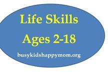 Homeschool- Life Skills / by Shannon Sommerville