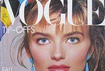 Vogue 1980s / by terrebella ♠ moda