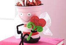 valentine favors, cards, etc. / by Sandra Penner