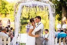 Benny and Regan's wedding / by Sandra Penner