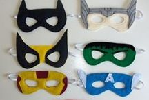 Week 3: Superheroes Week / Need some ideas for costumes or things to bring to Summer Camp during Superheroes Week? Check out this board for more ideas!! / by Camp Grady Spruce