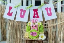 Week 7: Hawaiian Luau / Need some ideas for costumes or things to bring to Summer Camp during Hawaiian Luau Week? Check out this board for more ideas!! / by Camp Grady Spruce