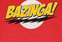 Bazinga!!!! / Love The Big Bang Theory- learned much, laughed a lot and hope that the other Sheldons of this world have such great friends. / by Patricia Parden