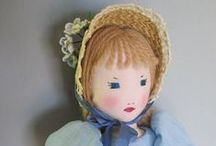 Edith Flack Ackley Dolls/Patterns / by Jane Morrison