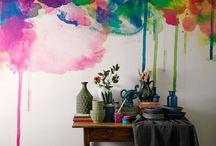 Home Decor Ideas / by Denee Buchanan-Watson