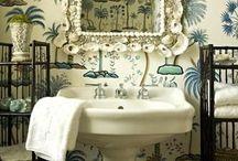 bathrooms / by Rachel Saldana