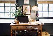 work spaces / by Rachel Saldana