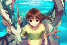 ♥ Studio Ghibli ♥ / And Hayao Miyazaki's other works   / by Starlust