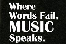 Music To My Ears, Head, Heart & Soul  / by Denee Buchanan-Watson
