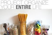 organization is my friend / by Lauren Farley