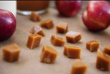 Candy / Homemade Candy recipes #recipes #sweets #desserts #candy #food / by Sarah Jane {The Fit Cookie}