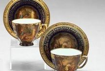 Tea Time / Tea cups that are beautiful / by Christine Mossholder