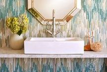 Bathrooms / by REstyleSOURCE