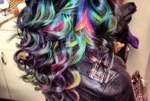 Cool Hair / Hair / by Holly Linhares