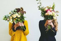 { Gorgeous n Glorious } / A lot of floral / by Kate Johansen