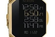 Nixon watches / by Chrono24