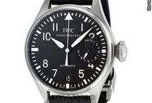 IWC watches / by Chrono24