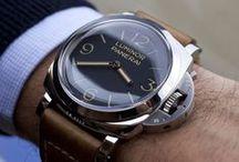 Panerai watches / by Chrono24