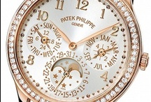 Patek Philippe watches / by Chrono24