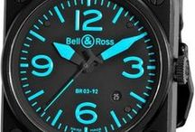 Bell & Ross watches / by Chrono24