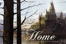 Harry Potter / by Natalia