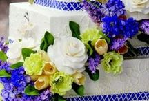 Artistic-Sugar Flower Cakes #3 / by Nelly Oberti