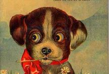 ❤️vintage cards / cards / by Lodicha Heppenhuis