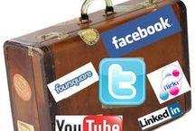 Turismo y SocialMedia / #Turismo, herramientas turísticas, estadísticas y más / by Alicia Pérez Debón