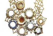 mixed media jewelry / by Kristine Berg
