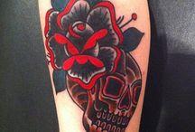 Tattoos / by Johnny Martinez