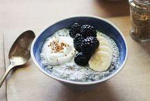 Breakfast time / by Kathy Siegel, RDN, CDN