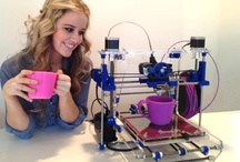 3D PRINTERS / A collaborative board about 3D printers. 