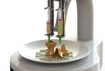 3D FOOD PRINTING / by 3D Printer Blog